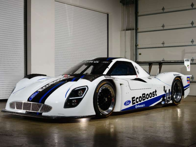 Ford Introduces EcoBoost Daytona Prototype