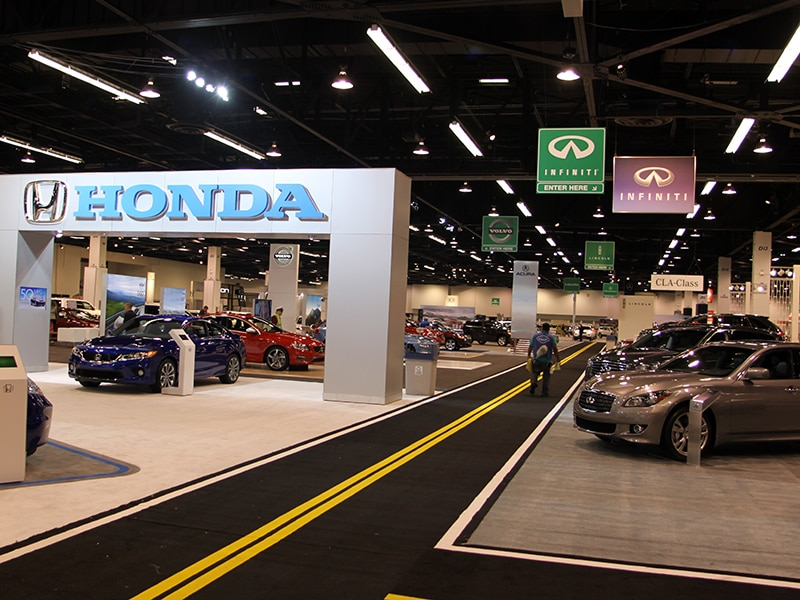 2013 Orange County Auto Show in Photos