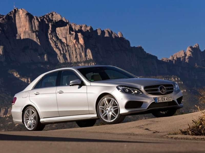 10 Things You Need To Know About The 2014 Mercedes-Benz E-Class