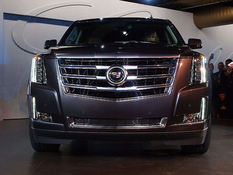 Meet the 2015 Cadillac Escalade