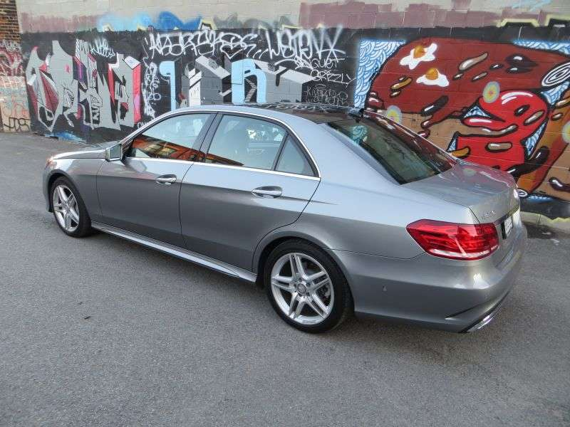 2014 Mercedes Benz E350 4matic Road Test And Review