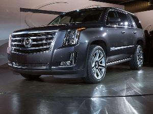 2015 Cadillac Escalade in Photos