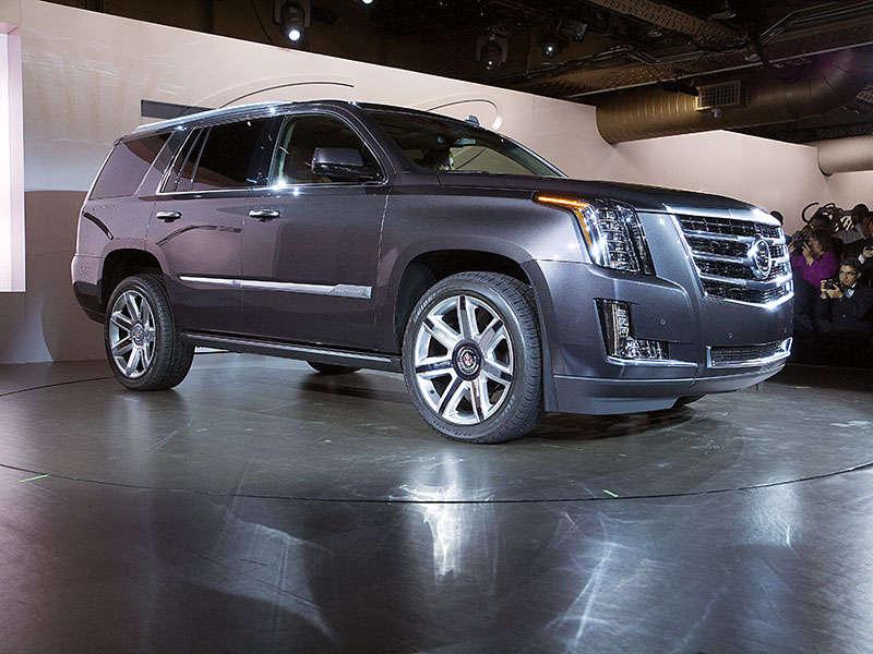2015 Cadillac Escalade In Photos Autobytel Com