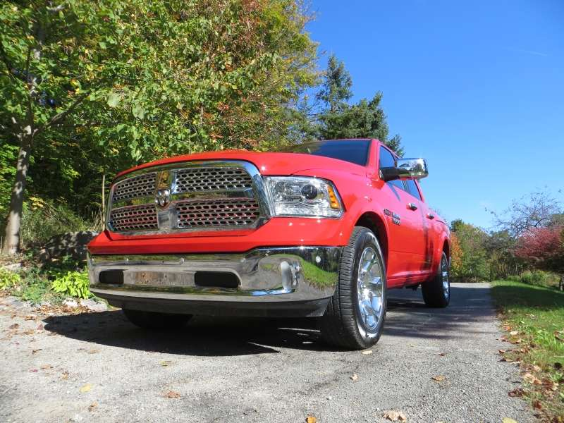 2014 Ram 1500 EcoDiesel First Drive