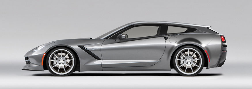 Callaway Kills It with 2014 Chevy Corvette Stingray AeroWagon