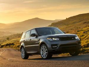 2014 Land Rover Range Rover Sport Quick Spin