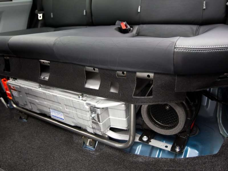 Toyota Prius C Battery on Toyota Prius Battery Location