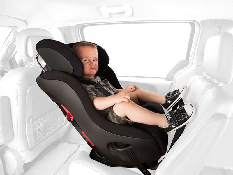 How and Why Rear-Facing Kids Until Age