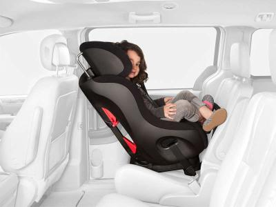 Rear-Facing Kids Until Age 4 Works Fine