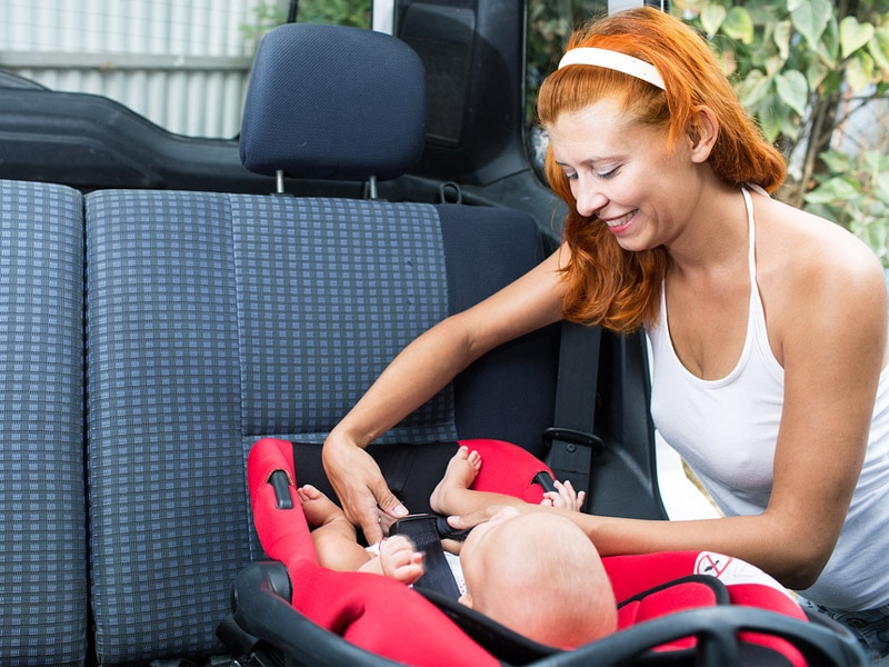 How and Why Rear-Facing Kids Until Age 4 Works Fine ...