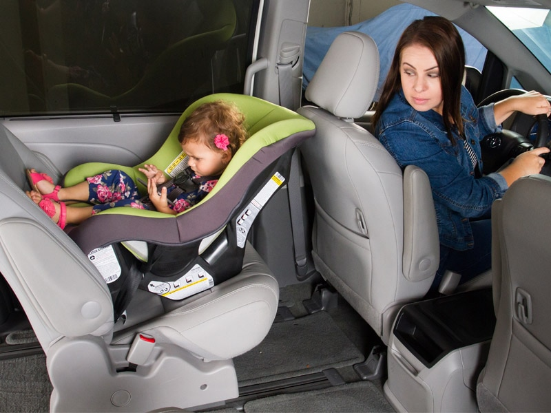 How and Why Rear-Facing Kids Until Age 4