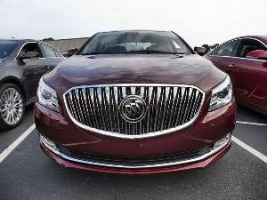 2014 Buick LaCrosse AWD Quick Spin
