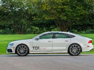 2014 Audi A7 Line Adds Diesel, Performance Variants