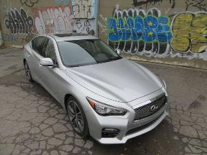 2014 Infiniti Q50S Luxury Sedan Road Test And Review