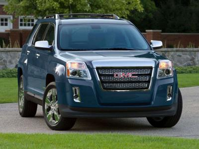 2014 Gmc Terrain Crossover Suv Road Test And Review Autobytel Com