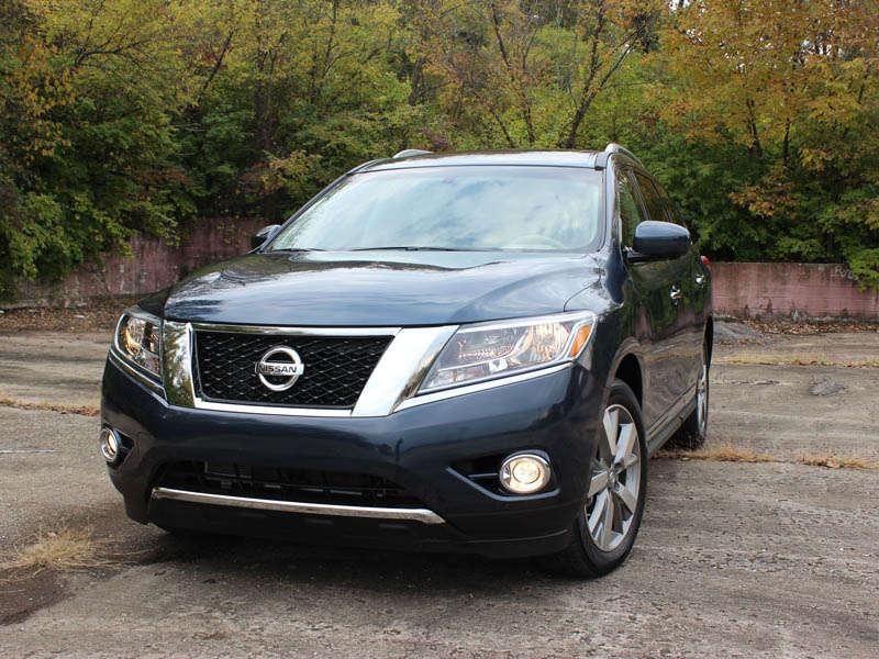 First Drive: 2014 Nissan Pathfinder Hybrid