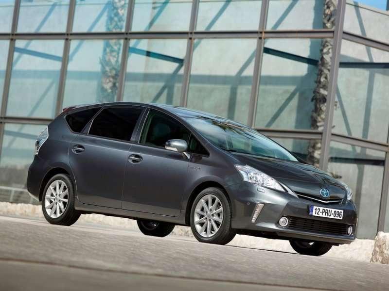 10 Best Hybrid Used Cars 05 Toyota Prius