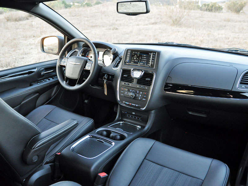 Abtl Chrysler Tnc Dashboard on 2002 Chrysler Town And Country