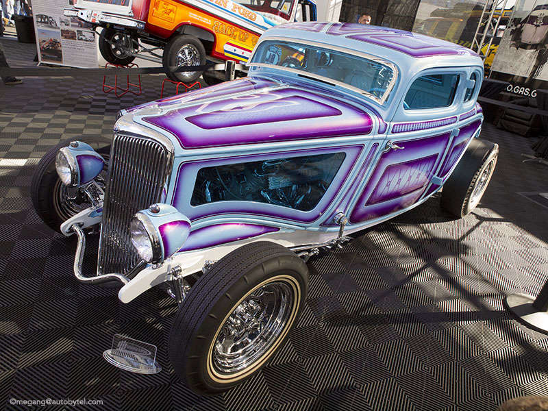 Autobytel Picks Their Best of 2013 SEMA in Photos