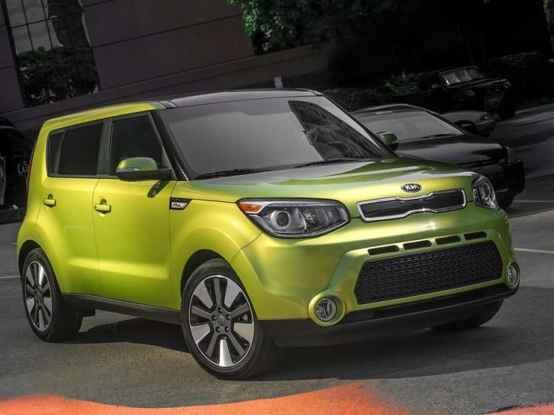 2014 Kia Soul EV to Boast 120-mile All-electric Range