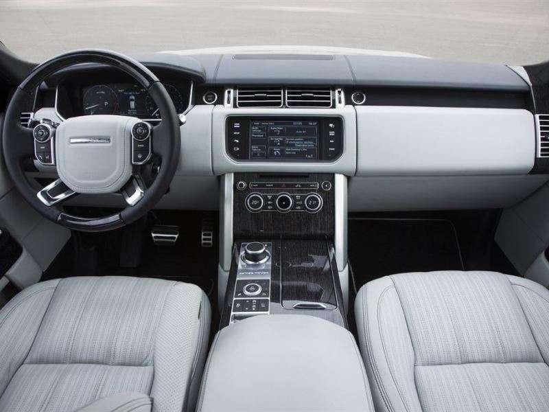 range rover hse 2014 interior. 2014 land rover range hse road test u0026 review safety equipment hse interior r