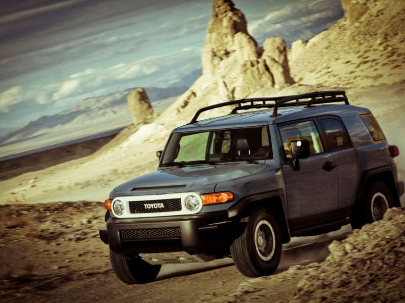 Toyota Bids Farewell To The FJ Cruiser With The Ultimate Edition