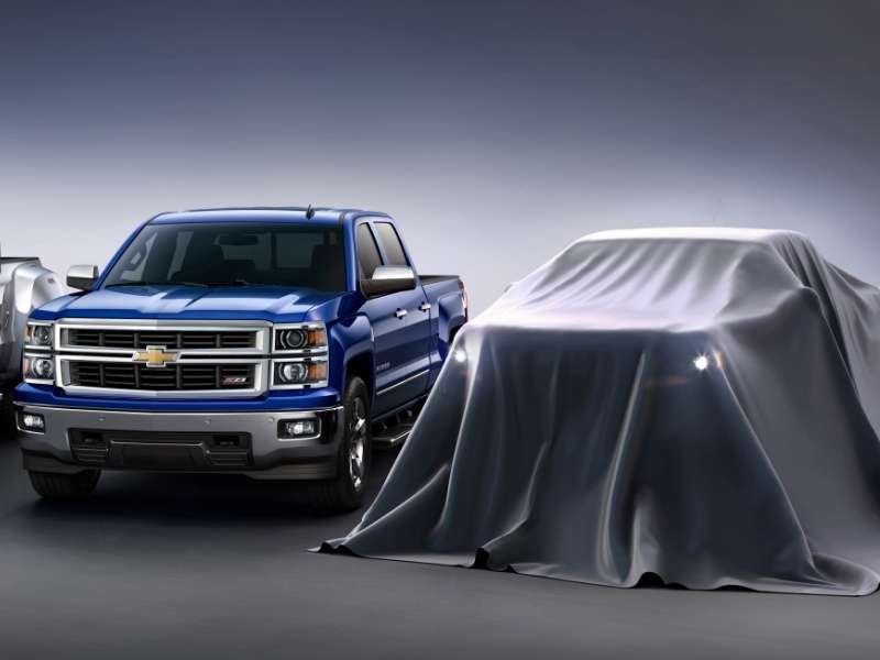 All-new Chevy Colorado will be Unveiled in L.A.