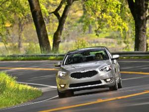 2014 Kia Cadenza Sedan Quick Spin