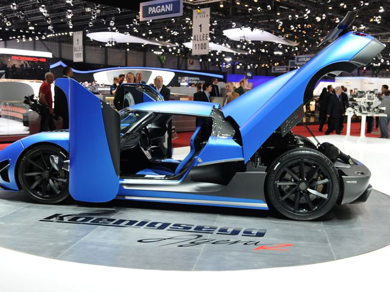 Fastest Acceleration Cars Autobytelcom - Fastest sports cars 0 60