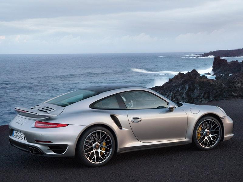 10 Fastest Accelerating Cars 0 60 07 Porsche 911 Turbo S