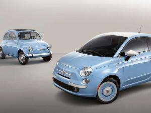 Latest 2014 Fiat 500 Model Celebrates Launch of the Original
