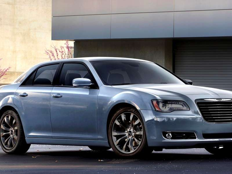 2014 Chrysler 300S: Imported from Detroit, Upgraded by Design