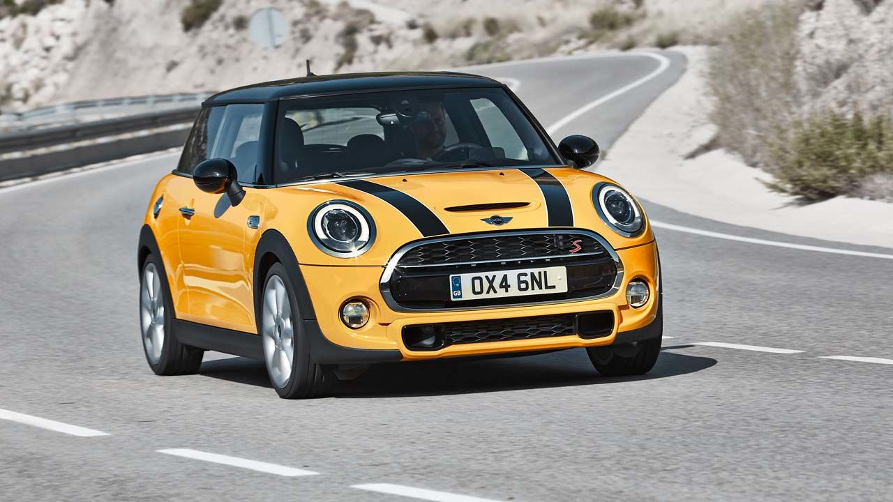 2015 Mini Cooper Preview: 2013 Los Angeles Auto Show