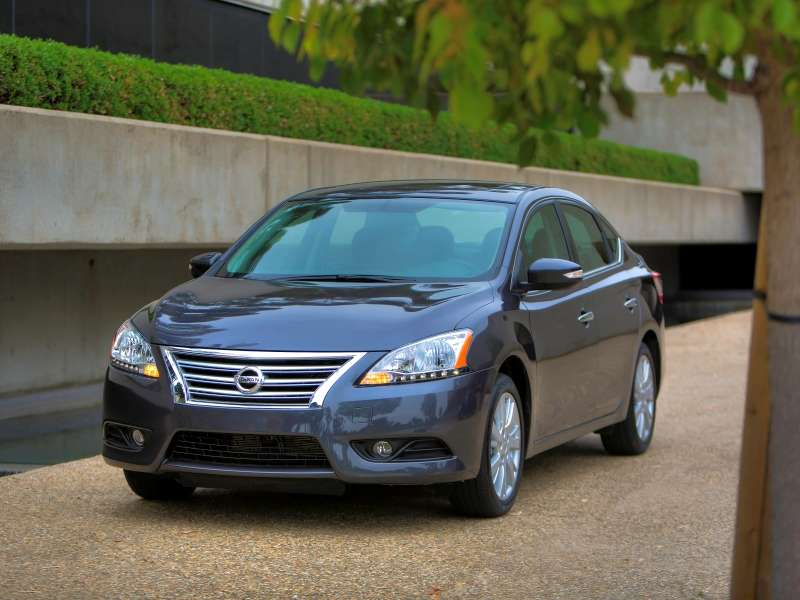 2014 Nissan Sentra Sent to Market with 2013