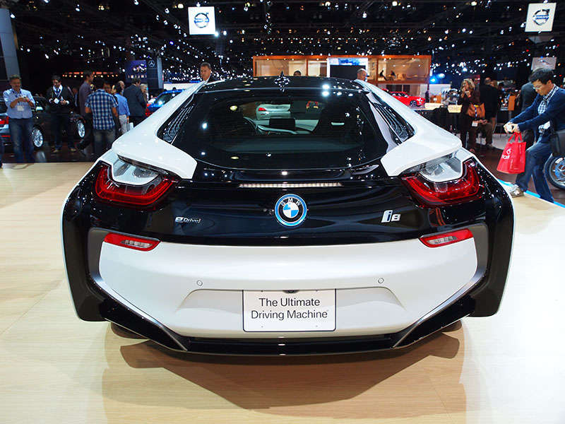 2015 Bmw I8 Preview 2013 Los Angeles Auto Show Autobytel Com