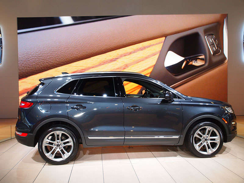 2015 Lincoln Mkc Preview 2013 Los Angeles Auto Show