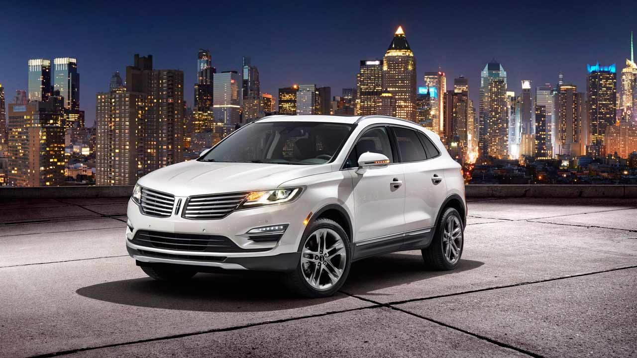 2015 Lincoln MKC Preview: 2013 Los Angeles Auto Show