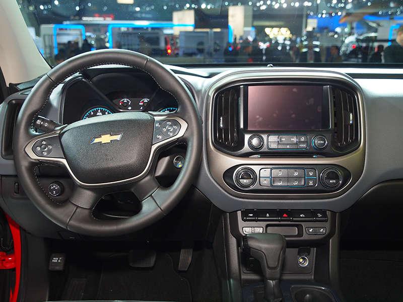 2015 Chevrolet Colorado Preview 2013 Los Angeles Auto