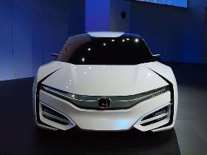 Honda FCEV Concept Preview: 2013 Los Angeles Auto Show
