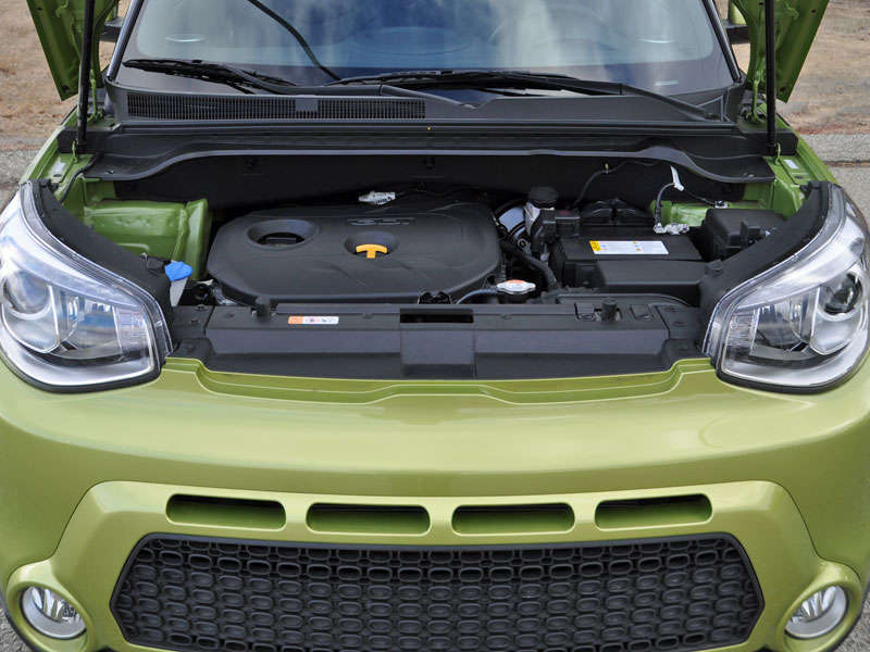 2014 Kia Soul Road Test And Review: Engines And Fuel Economy
