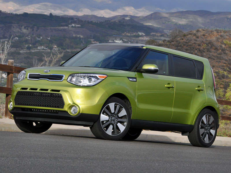2014 kia soul road test and review. Black Bedroom Furniture Sets. Home Design Ideas