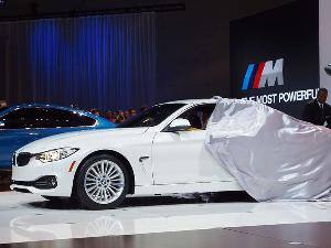 2014 BMW 4 Series Convertible Preview: 2013 Los Angeles Auto Show