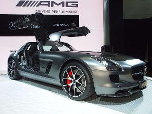 2015 Mercedes-Benz SLS AMG GT Final Edition Preview: 2013 Los Angeles Auto Show