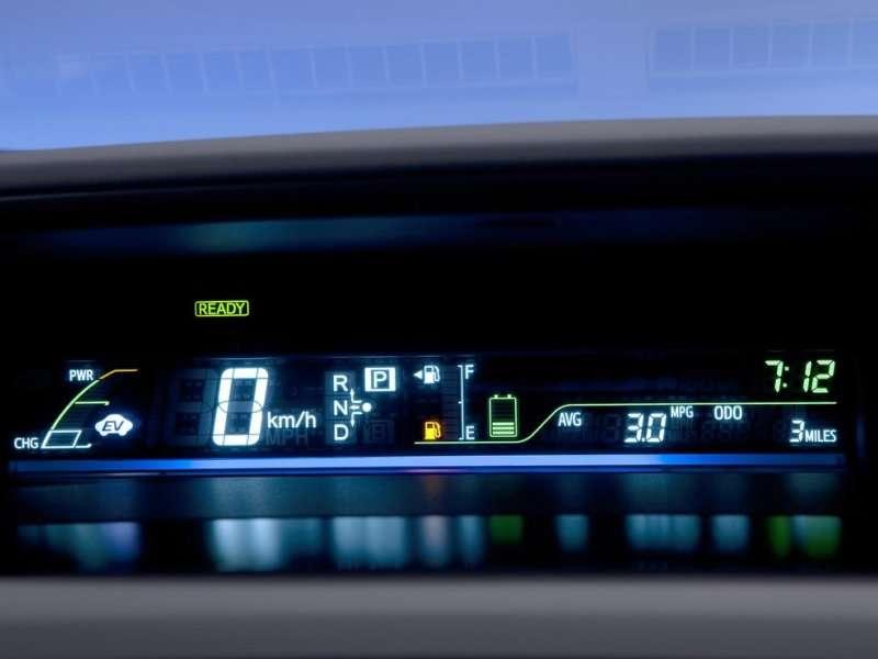 How Does A Hybrid Car Work 05 Transmission