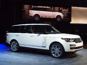 2014 Land Rover Range Rover Long-Wheelbase (LWB) Preview: 2013 Los Angeles Auto Show