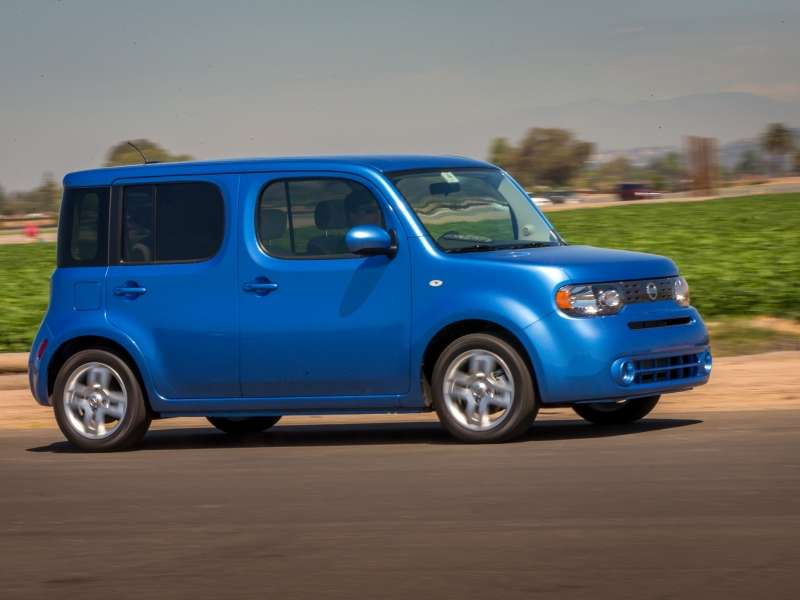 2014 Nissan Cube: The Box Is Back