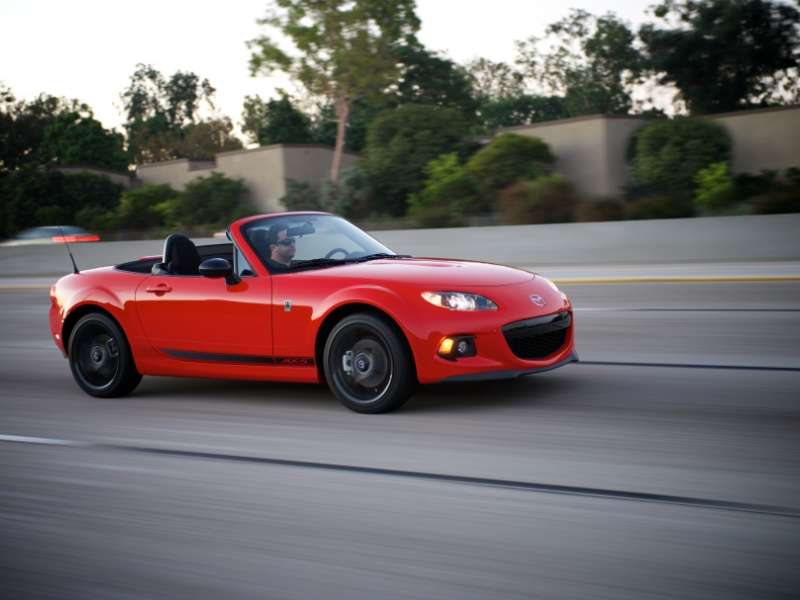 Superb 2014 Mazda MX 5 Club Road Test U0026 Review: Driving Impressions