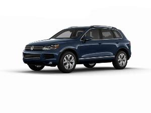Volkswagen Honors a Decade of Adventure with 2014 VW Touareg X