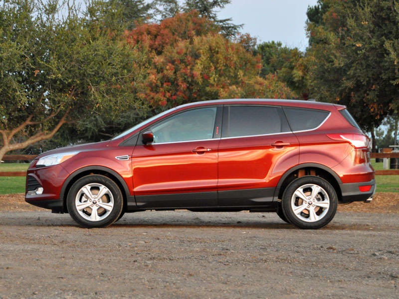 2014 Ford Escape Road Test and Review  Autobytelcom