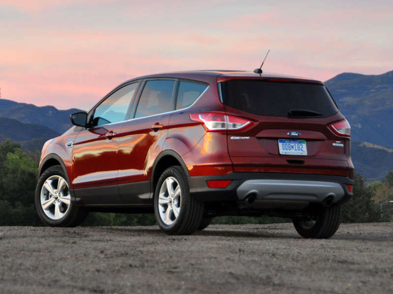 2014 Ford Escape Road Test And Review Autobytel Com